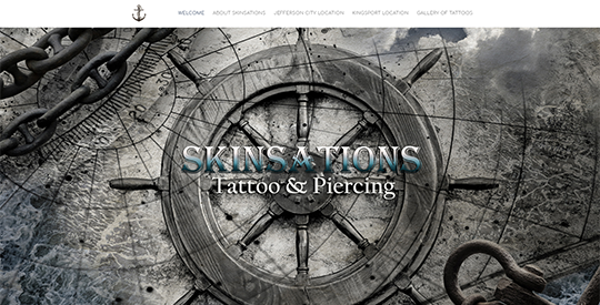 Skinsations Tattoo - Kingsport TN